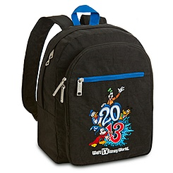 Sorcerer Mickey Mouse and Friends Backpack - Walt Disney World 2013