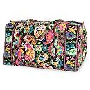 Midnight with Mickey Large Duffel Bag by Vera Bradley