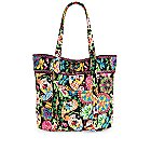 Midnight with Mickey Vera Bag by Vera Bradley