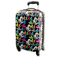Mickey Mouse Pop Art Luggage - 20''