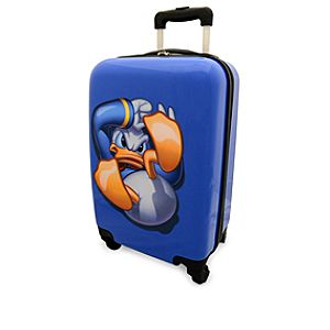 Donald Duck Stow-Away Luggage - 20''