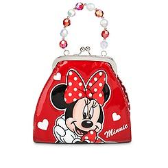 Minnie Mouse Glitter Handbag