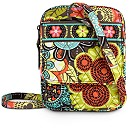 Mickey's Perfect Petals Mini Hipster Bag by Vera Bradley