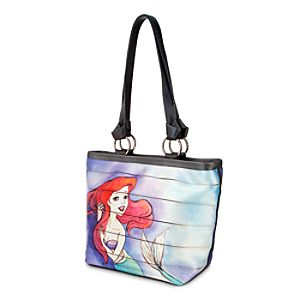 Ariel and Ursula Carriage Ring Tote by Harveys