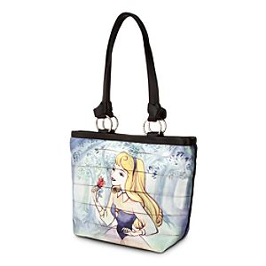Aurora and Maleficent Carriage Ring Tote by Harveys