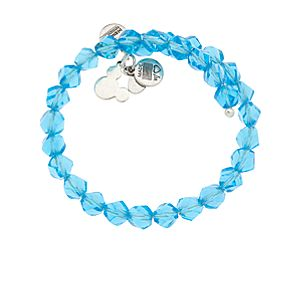 Mickey Mouse Icon Azure Mirage Wrap by Alex and Ani
