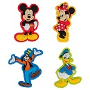 Mickey Mouse and Friends MagicBandits Set - Full Figure
