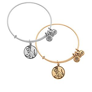 Pluto Bangle by Alex and Ani
