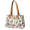 Disney Sketch Small Shopper Bag by Dooney & Bourke