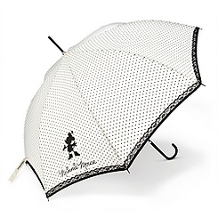 Minnie Mouse Umbrella - White
