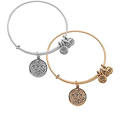 Anna and Elsa Bangle by Alex and Ani - Frozen