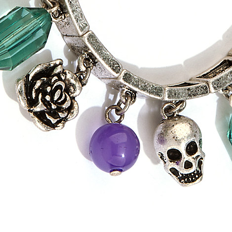 The Haunted Mansion Charm Bracelet