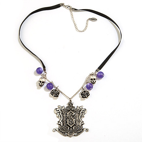 The Haunted Mansion Master Gracey Necklace