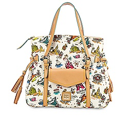 Disneyana Smith Bag by Dooney & Bourke - Disneyland