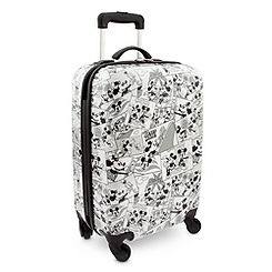 Mickey Mouse Comic Strip Luggage - Disney Cruise Line - 21''