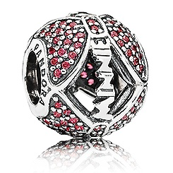 Minnie Mouse ''Minnie's Sparkling Bow'' Charm by PANDORA
