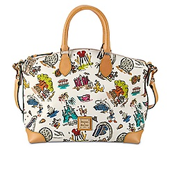 Disneyana Crossbody Satchel by Dooney & Bourke - Walt Disney World