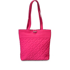Mickey Mouse Icon Tote by Vera Bradley - Fuchsia