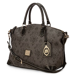 The Haunted Mansion Satchel by Dooney & Bourke