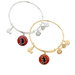 Mickey Mouse ''It all started with a mouse'' Bangle by Alex and Ani