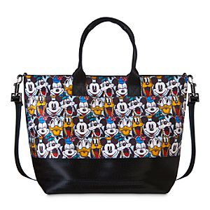 Mickey Mouse Best Friends Forever Streamline Tote by Harveys - Medium