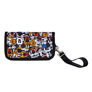 Mickey Mouse Best Friends Forever Classic Wallet by Harveys