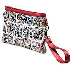 Mickey Mouse Classic Comics Hipster Bag by Harveys
