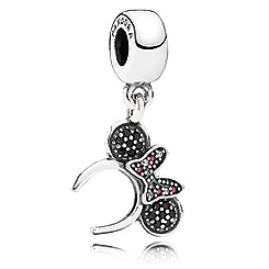Minnie Mouse Headband Charm by PANDORA