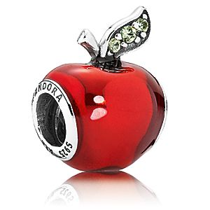 Snow White Apple Charm by PANDORA