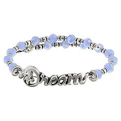 Dream Silver Wrap Bracelet by Alex and Ani