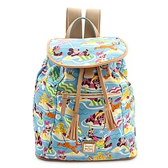 Disney Beach Nylon Backpack by Dooney & Bourke