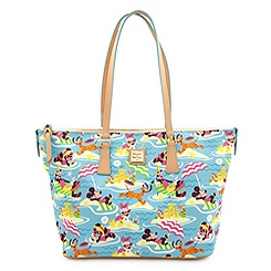 Disney Beach Nylon Shopper Tote by Dooney & Bourke