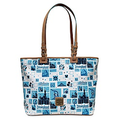 Disneyland Diamond Celebration Shopper by Dooney & Bourke