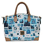 Disneyland Diamond Celebration Crossbody Satchel by Dooney & Bourke