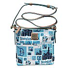Disneyland Diamond Celebration Letter Carrier Bag by Dooney & Bourke
