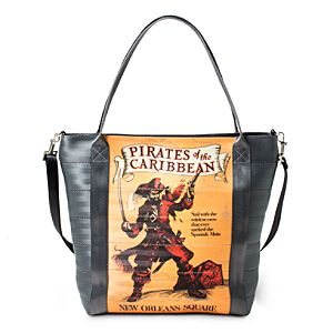 Pirates of the Caribbean Tote by Harveys