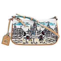 Mickey and Minnie Mouse Crossbody Bag by Dooney & Bourke - Walt Disney World