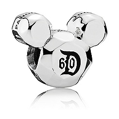 Mickey Mouse Disneyland 60th Anniversary Charm by PANDORA