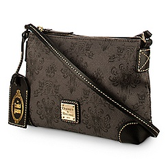 The Haunted Mansion Crossbody Pouchette by Dooney & Bourke