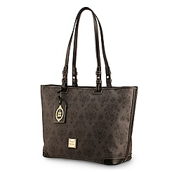 The Haunted Mansion Shopper Tote by Dooney & Bourke