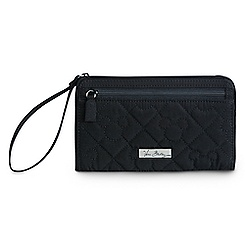 Mickey Mouse Icon Wristlet by Vera Bradley - Black