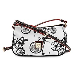 Mickey and Friends Bicycle Crossbody Bag by Dooney & Bourke