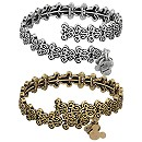 Mickey Mouse Filigree Wrap Bracelet by Alex and Ani