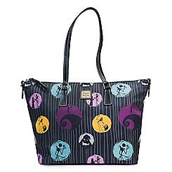 The Nightmare Before Christmas Shopper Tote by Dooney & Bourke