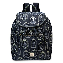 The Haunted Mansion Nylon Backpack by Dooney & Bourke