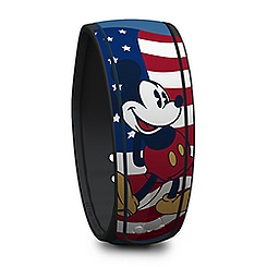 Mickey Mouse Americana Disney Parks MagicBand - Limited Release