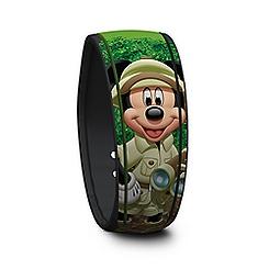 Mickey Mouse Disney Parks MagicBand - Disney's Animal Kingdom