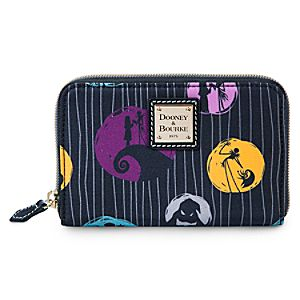 Nightmare Before Christmas Wallet by Dooney & Bourke