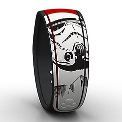 Stormtrooper Disney Parks MagicBand - Star Wars