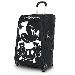 Mickey Mouse Luggage - Walt Disney World - 28''